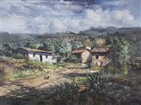 countryside on monday by jose vives-atsara