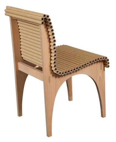 Chair, Carta Series By Shigeru Ban