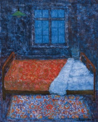 le lit by fons roggeman