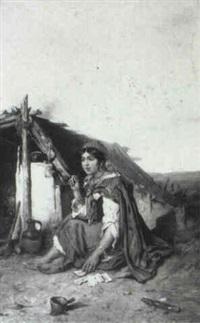 die kartenlegerin by f. morelli