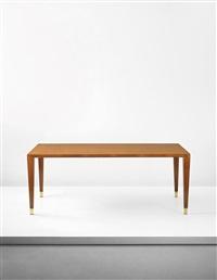 rare dining table by gio ponti