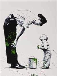 not guilty by mr. brainwash