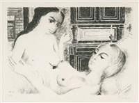 le sommeil by paul delvaux