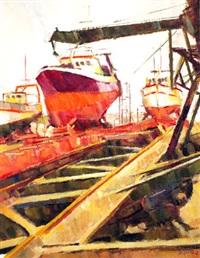 concarneau, le shipway by jean le merdy