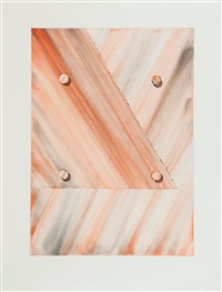 untitled (diagonals) by tomma abts