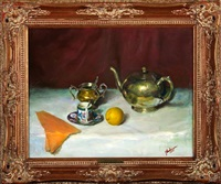 tea for one by john e. anderson