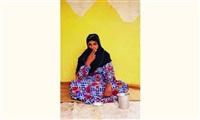 la femme qui fume, désert du sinaï, egypte by scarlett coten