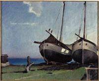 barconi da pesca by teonesto de abate