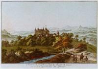 château de kyburg dans le canton de zuric by matthias pfenninger