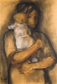 mère et enfant by paul smolders
