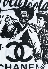 chanel cowboys by a.ce