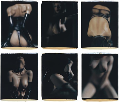 untitled (+ 5 others; 6 works) by david levinthal