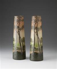 paar vasen by st. denis et pantin