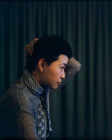 tv portraits yuko tokyo and annie burwell 2 works by paul graham