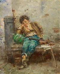 Piccolo violinista