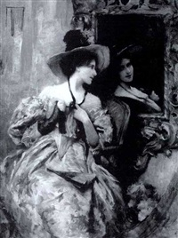 the mirror by samuel melton fisher