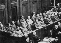 nazi scientists arraigned for war crimes at nuremberg by reginald kenny