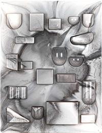 utensilo-wandcontainer aus einer versuchsserie by dorothee mauer-becker