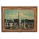 parisian scene by antoine blanchard