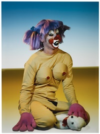 untitled #419 by cindy sherman