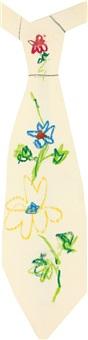 dessin pour une cravate by pablo picasso