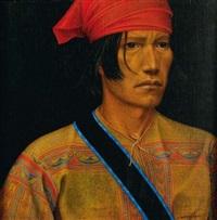 guerrier by antoine tzapoff