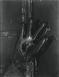 untitled (glove) by guy bourdin