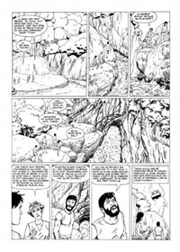 bételgeuse, planche 30 (for vol.3 l'expedition) by léo