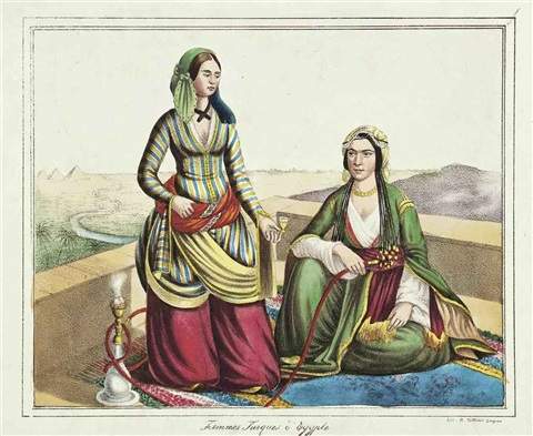 untitled (costumes of the levant) (collection of 35) (+ 4 others  sc 1 st  Artnet & Untitled Costumes of the Levant collection of 35 4 others ...