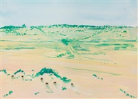 road to the dunes 1987 by clifton tomson
