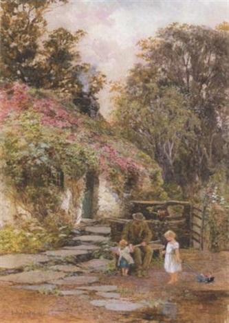a visit to grandpas by isabel oakley naftel
