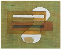 untitled (abstract) by john mclaughlin