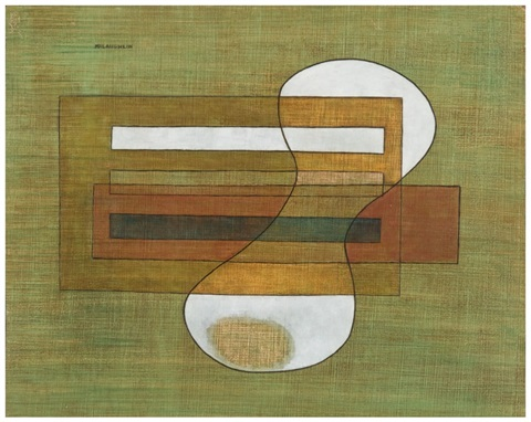 untitled abstract by john mclaughlin