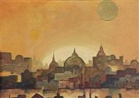 nuova città by william nuzzo