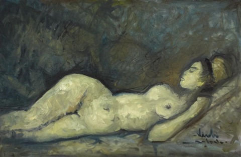 Reclining female picture 67