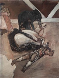 bullfight, the wounded matador by jack smith