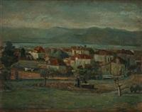 paysage du sud by marko