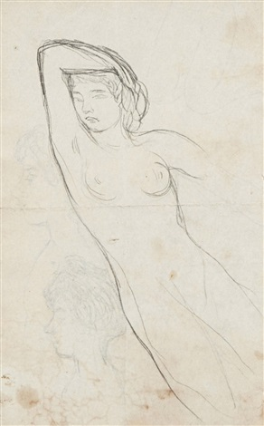 nude double sided by pierre bonnard
