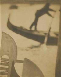 venise: une silhouette by pierre dubreuil