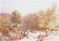 a lakeland river by e. a. warmington