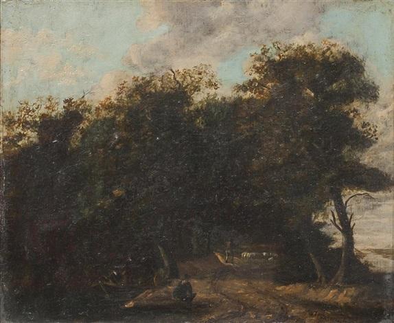 road through the wood by patrick nasmyth