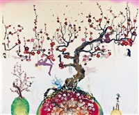 japanese apricot 3-twilight by chiho aoshima