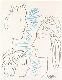 art et solidarité by pablo picasso