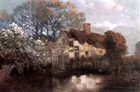 the old homestead by walter alfred firkins