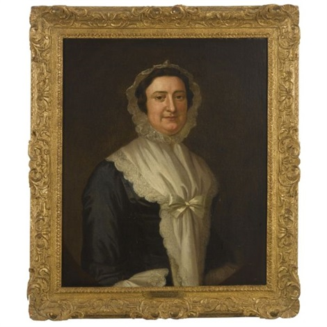 mrs pontius stelle by john wollaston
