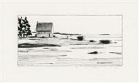 marée basse by francois avril