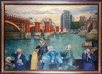 el puente de waterloo by manuel alcorlo
