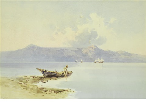 a fisherman off corfu another 2 works by angelos giallina
