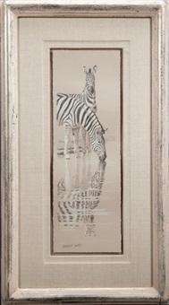 zebras by lindsay b. scott