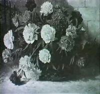 pivoines by eugene h. frey